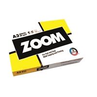 Kopiopaperi ZOOM A3 80g /500 - Joutsenmerkki, EU-kukka, EMAS, PEFC