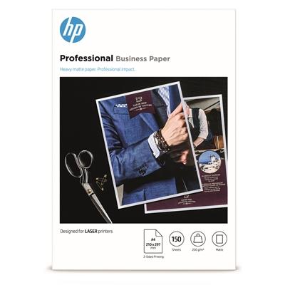 Photopaperi laser HP 7MV80A matta A4 200g /150 - tulosta ammattimaiset esitteet ja mainosmateriaalit