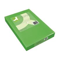 Kopiopaperi Q-Connect A4 80g vihreä/500