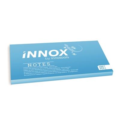 Viestilappu Innox Notes 200x100mm sininen - Suomessa valmistettu sähköstaattinen viestilappu