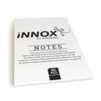 Viestilappu Magnetic Notes A5 valkoinen - Suomessa valmistettu sähköstaattinen viestilappu