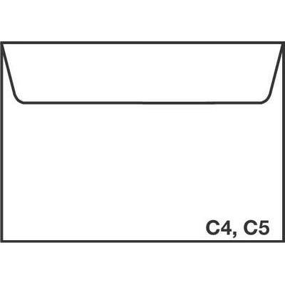 Tarrakuori C5 Postac 95g AST valkoinen/1000