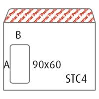 Isoikkunakuori C4 Postac 95g STAH 90x60/500