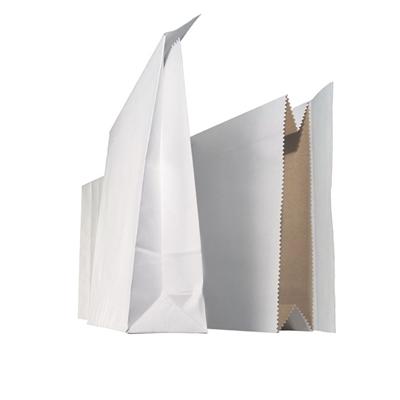 Tarranäytepussi NP1TV 22X43X6 cm valkoinen /100