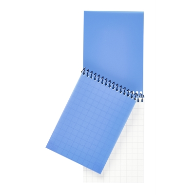 Muistilehtiö A7/40  sininen