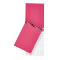 Muistilehtiö A7/40  pinkki