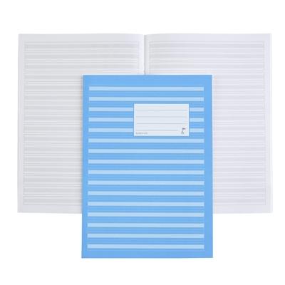 Kirjoitusvihko A4 /20 416 viivallinen - kotimainen ja PEFC-sertifioitu vihko