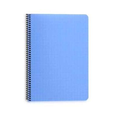 Kierrevihko A5/80 muovikantinen sininen