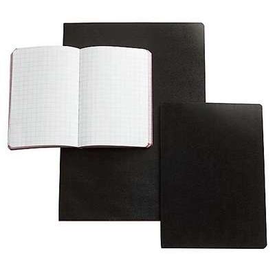 Vahakansivihko A6/100 sivua 7x7 musta