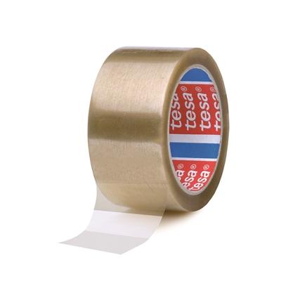 Pakkausteippi tesa 04089 50 mm x 66m PP kirkas