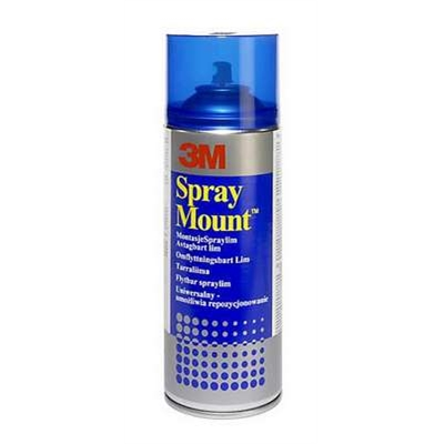 Tarraliima 3M SprayMount 400ml