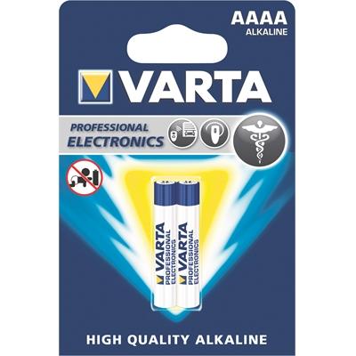 Paristo Varta Professional alkali AAAA LR61/2