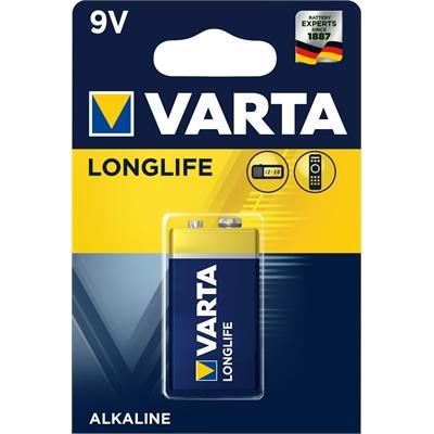 Paristo Varta Longlife 9V 6 LR61