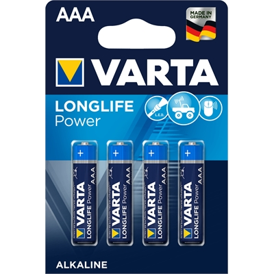 Image for PARISTO LR3/4KPL AAA VARTA MINI PYÖ from Suomalainen.com