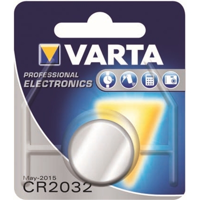 Paristo Varta Electronics Litium CR2032