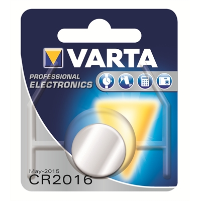 Image for PARISTO CR2016 VARTA LITIUMPARISTO from Suomalainen.com