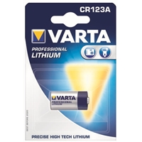 Paristo Varta Photo Lithium CR123A / CR 17345