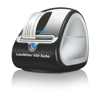 Tarratulostin Dymo LabelWriter 450 turbo