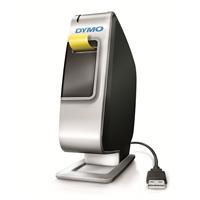 Tarratulostin Dymo LabelManager PnP - kytketään USB-porttiin, sisäänrakennettu ohjelmisto