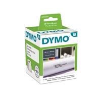 Tarra Dymo LW 89x36mm osoite iso/2
