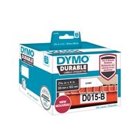Tarra Dymo LW 59x102 mm 1933088 muovi /300 tarran rll - repeämätön kestotarra pysyvällä liimalla