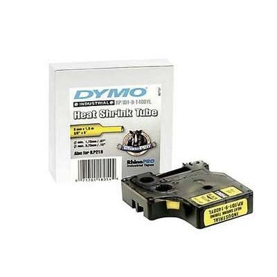 Tarra Dymo RhinoPro permanent 12mm valkoinen 5,5m