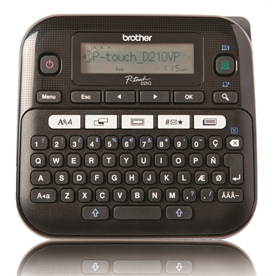 Tarrakirjoitin Brother P-Touch PTD210VP
