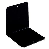 Kirjanoja 780 12,5x12,5x12,5cm metalli musta