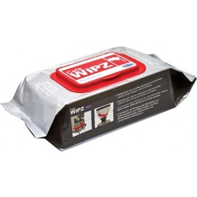 WIPZ kahvinkeittimen puhdistusliinat /100 - sisältävät erityispuhdistusainetta