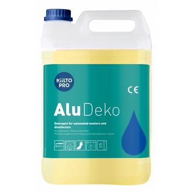 Konepesuaine Kiilto Pro Alu Deko 5 L - desinfioi terveydenhuollon ja suun terveydenhoidon laitteet