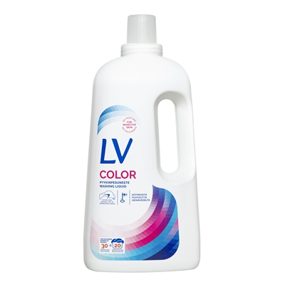 Pyykinpesuneste LV Color 1.5 l