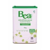 Kirjopesujauhe Bea Pro 8 kg - fosfaatiton, hajusteeton, luontoystävällinen, kotimainen