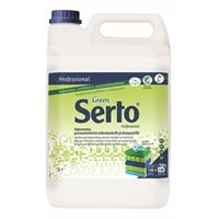 Pyykinpesuneste Serto Green 5 l - ympäristöystävällinen, hajusteeton, valkaisuaineeton
