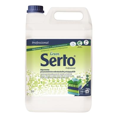 Pyykinpesuneste Serto Green 5 l