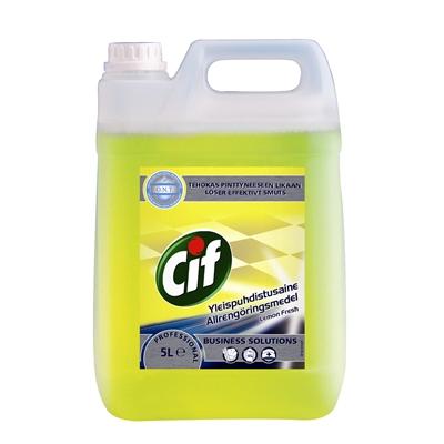 Yleispuhdistusaine Cif Professional 5 l