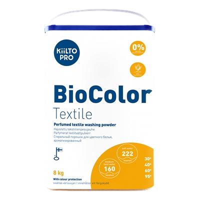 Pyykinpesujauhetiiviste Serto Biocolor 8kg - kotimainen, ei sisällä zeoliittia eikä valkaisuainetta