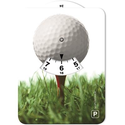 Parkkikiekko 001 Golf