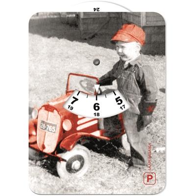 Parkkikiekko 060 Vintage autoilija