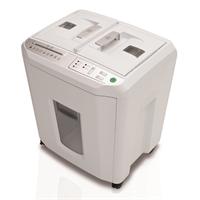 Paperintuhooja Ideal Shredcat 8280 CC 4x10 mm silppu - automaattinen arkinsyöttö, suuri kapasiteetti