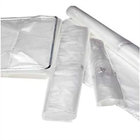 Paperintuhoojan muovipussi Ideal 4104/4105 400 l