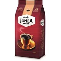 Kahvi JuhlaMokka papu 500 g /8 pkt ltk - vaaleapaahtoinen, keskitäyteläinen, vivahteikas kahvi