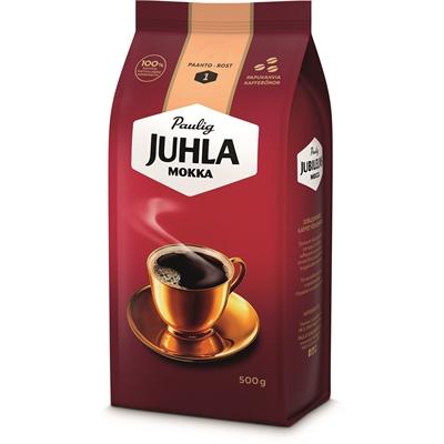 Kahvi JuhlaMokka papu 500 g/8