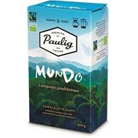 Kahvi Paulig Mundo luomu Reilu kauppa HJ 500g