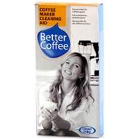 Kahvinkeittimen puhdistuaine Clean Drop