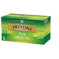 Tee Twinings Pure Green pussi /25 pss ltk - luonnollinen antioksidanttien lähde