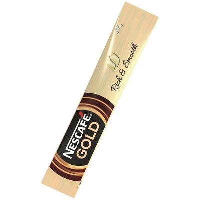 Pikakahvi Nescafe Gold Stick annospussi 2g /100 kpl - ota mukaan ja juo kahvisi missä haluat