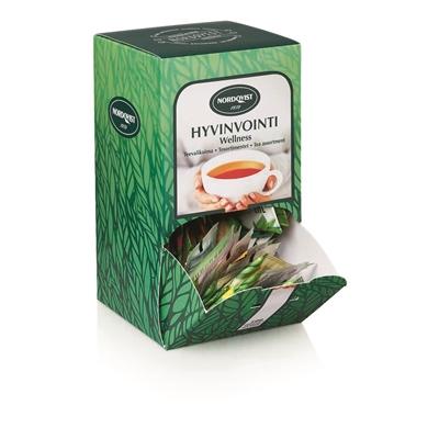 Tee Nordqvist Hyvinvointi/100