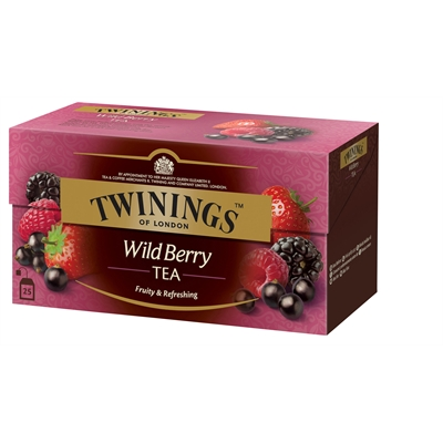 Tee Twinings Wild Berries/25