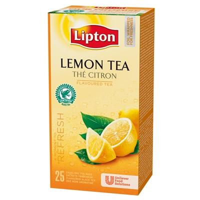 Tee Lipton sitruuna /25