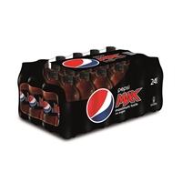 Virvoitusjuoma Pepsi Max 0,33L /24 plo kenno (pantti ei sis) - kaloriton kolajuoma